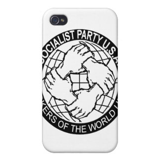 S.P.U.S.A Logo Case For iPhone 4