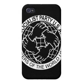 S.P.U.S.A Logo Cases For iPhone 4