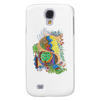 S painted samsung galaxy s4 cases