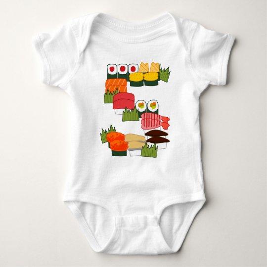 S para el sushi body para bebé