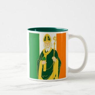 S. Patricii Urceus Coffee Mugs