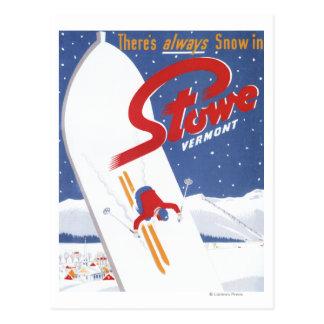 S que barre - Hay siempre poster del promo de la Postales