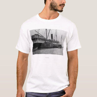 S.S. Alameda at Anchorage, Alaska Photograph T-Shirt