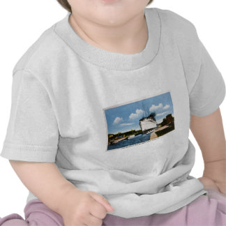 S.S. Assiniboia at Sault Ste. Marie, Ontario, CA Shirts