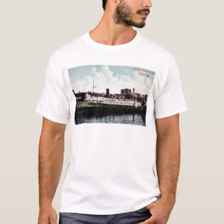 S.S. City of Buffalo Vintage Ship T-Shirt