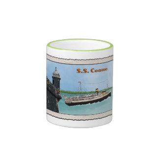 S.S. Coamo Ringer Mug