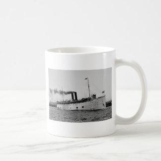 S.S. Eastland as photographed by Pesha Postcard Co Coffee Mug