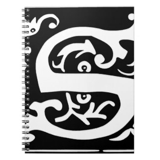 S-S letter Soul mate and love Journal