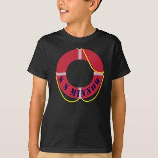 S. S. Minnow Life Ring Shirt