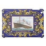S.S. Nave del buque de vapor del vintage de Manhat