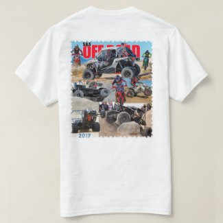 S&S Off Road Magazine 2017 T-Shirt