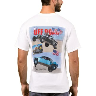 S&S Off Road Magazine 2018 Patriotic Tee
