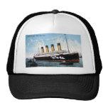 S.S. Olympic Star, White Star Line, 1913 Trucker Hats