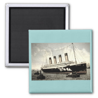 S.S. Olympic Star, White Star Line, 1913 Refrigerator Magnets