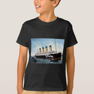 S.S. Olympic Star, White Star Line, 1913 T-Shirt