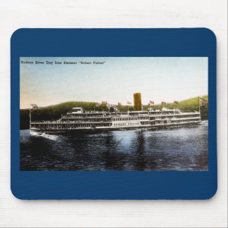 S.S. Robert Fulton - Hudson River Day Line Mouse Pad