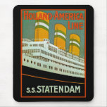 s.s. Statendam Mouse Pads