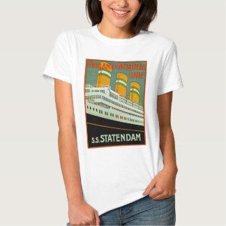 s.s. Statendam T-Shirt