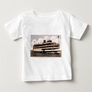 S.S. Ste. Claire of Bob-Lo Excurison Co., Bob-Lo Baby T-Shirt