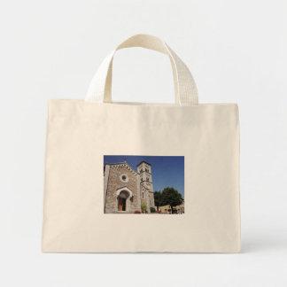 S. Salvatore, Castellina in Chianti Mini Tote Bag