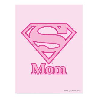 S-Shield Mom Post Card