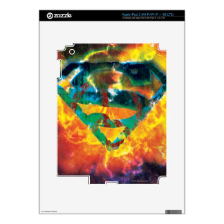 S-Shield Peace Stamped Decal For iPad 3