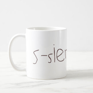 S - sierra NATO Coffee Mugs