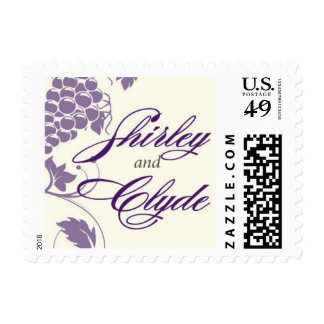 S. Small Stamp RSVP