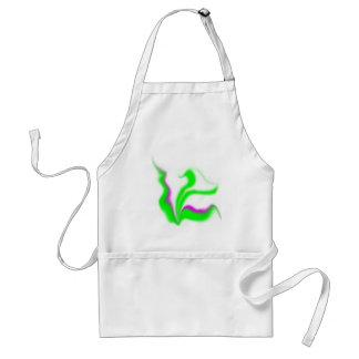s spring time adult apron