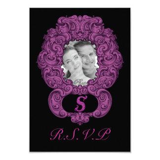 S - The Falck Alphabet (Pink) Card