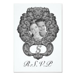 S - The Falck Alphabet (Silvery) Card