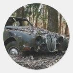 S-Tipo de Jaguar Etiqueta