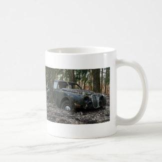 S-Tipo de Jaguar Taza De Café