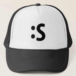 :S TRUCKER HAT