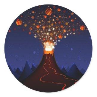 s_volcano-2560x1600 sticker
