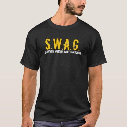 S.W.A.G. | Shedding Weight Away Gradually | Alumni T-Shirt