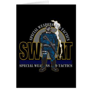 S.W.A.T. Attitude Card