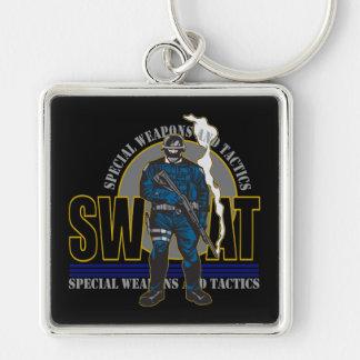 S.W.A.T. Attitude Keychain