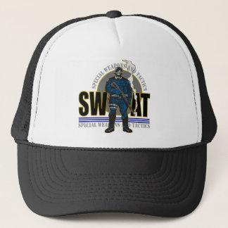S.W.A.T. Attitude Trucker Hat