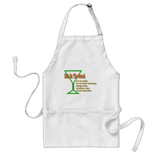 S x On The Beach Aprons