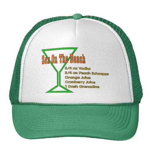 S*x On The Beach Trucker Hat