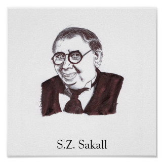 S.Z. EXCLUSIVO Sakall Poster