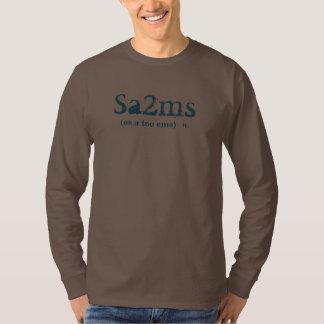 Sa2ms, (es a too ems) , n. t-shirts