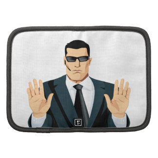 SA7 SECRET AGENT BODYGUARD COMICS CARTOON DARK MOB ORGANIZER