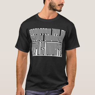 SA.0294 - Alphabeth T-Shirt