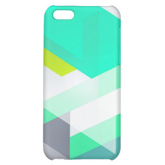 SA.0294 - Cube iPhone 4/4S Case For iPhone 5C