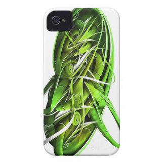 SA.0294 - Eco amistoso - caja intrépida de Carcasa Para iPhone 4 De Case-Mate