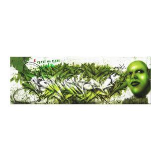 SA.0294 - ESTADO de la lona superior del ODIO (lus Impresión En Lienzo