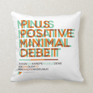 SA.0294 - Positive Negative Pillow