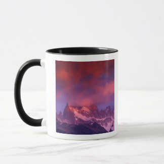 SA, Argentina, Los Glaciares National Park, Mug